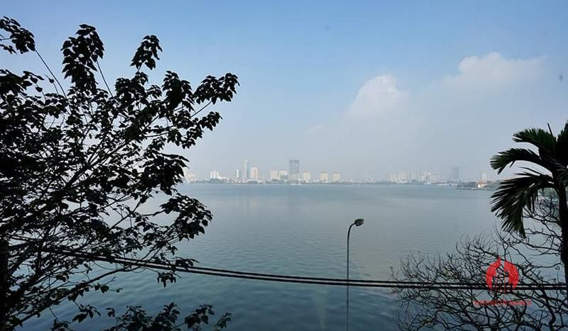 super lake view apartment in tay ho 10