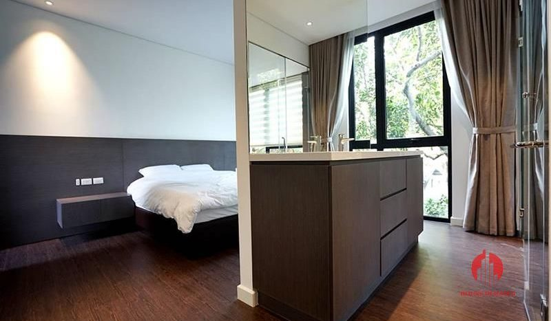 super lake view apartment in tay ho 13