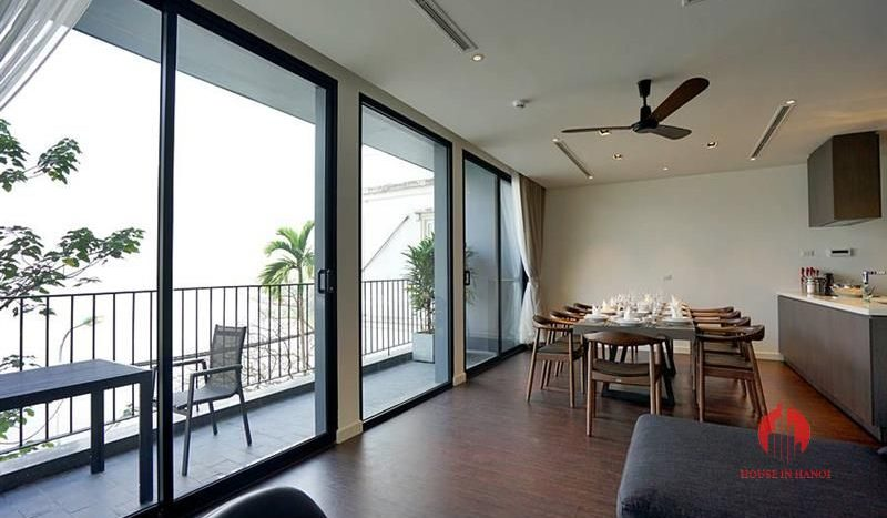 super lake view apartment in tay ho 2