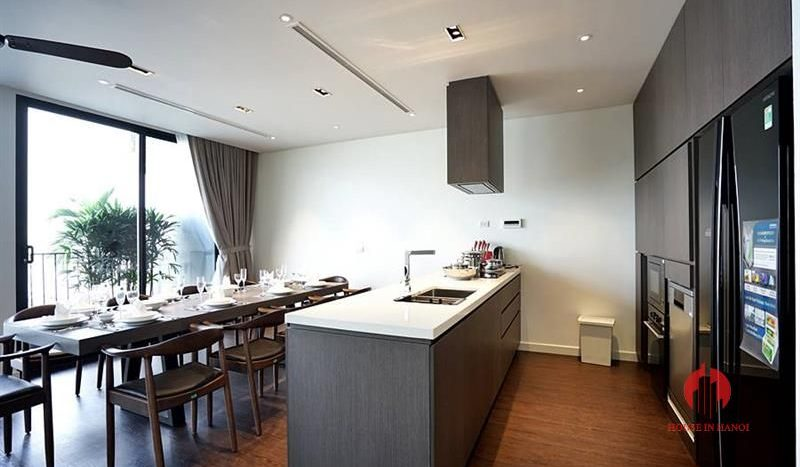 super lake view apartment in tay ho 5
