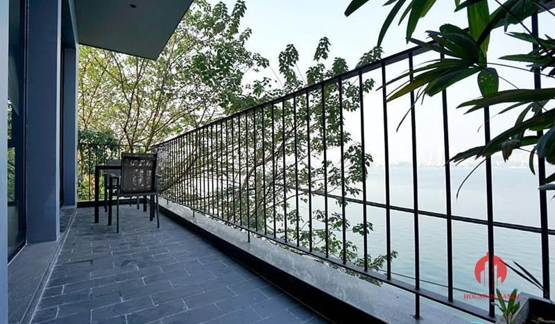 super lake view apartment in tay ho 8