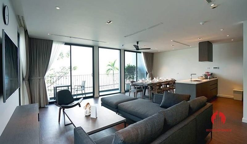 superb lake view apartment in tay ho 27
