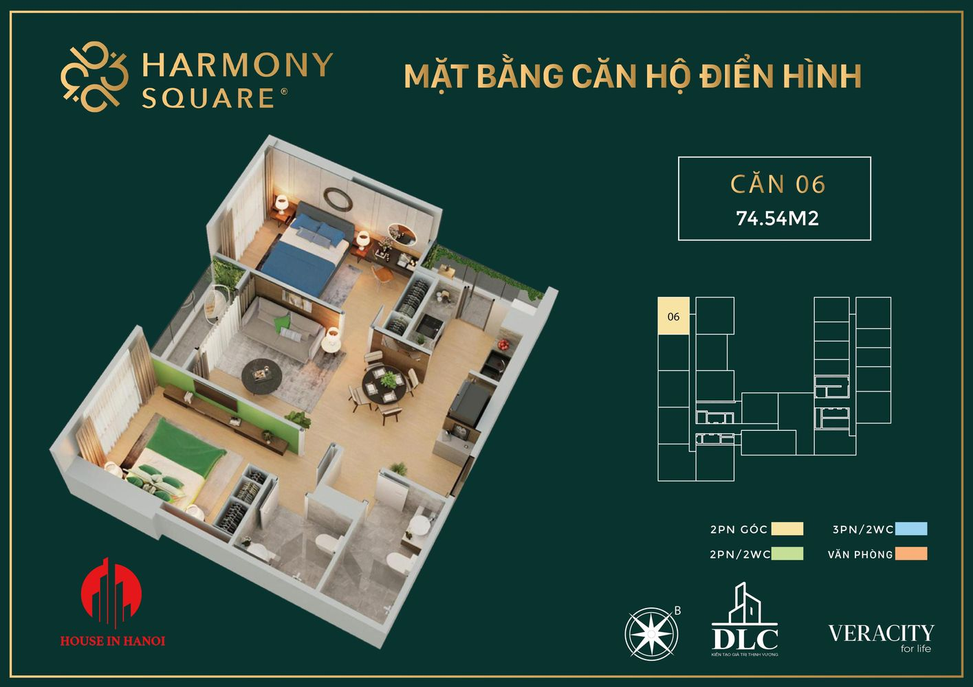harmony square floor plan 5
