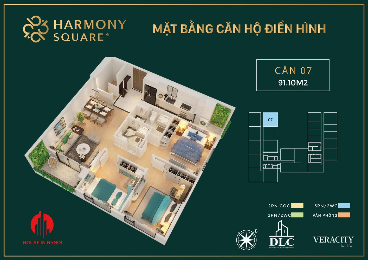harmony square floor plan 6