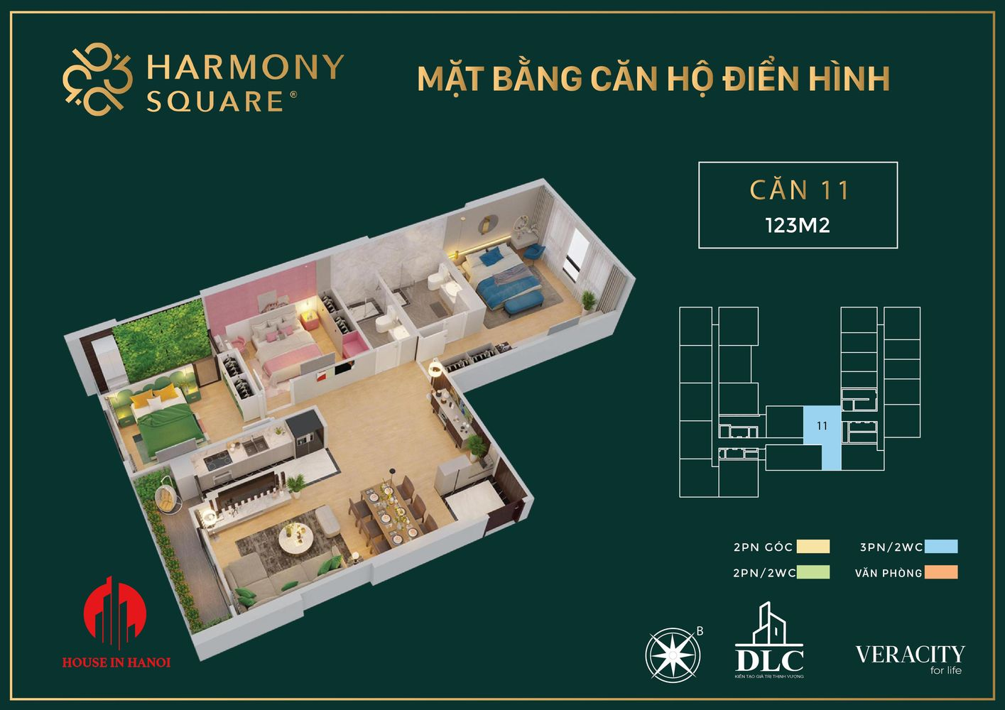 harmony square floor plan 8