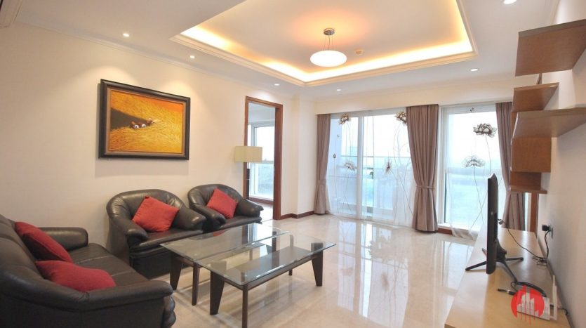 low floor 154m2 apartment in l2 ciputra 1