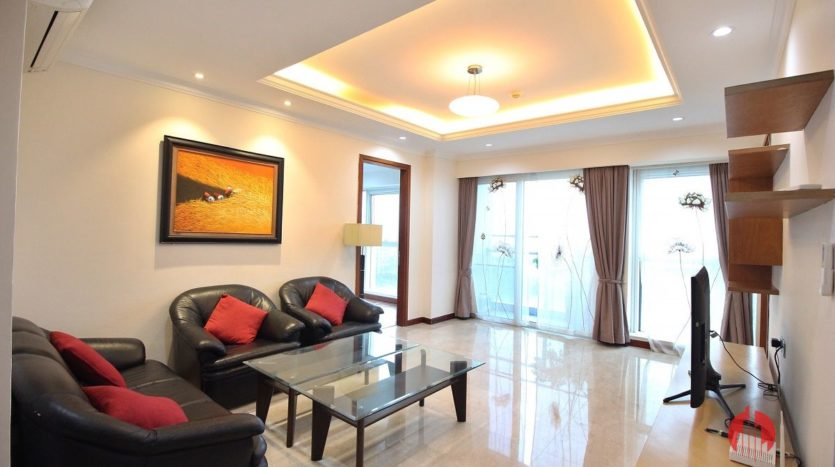 low floor 154m2 apartment in l2 ciputra 12