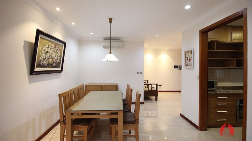 low floor 154m2 apartment in l2 ciputra 5