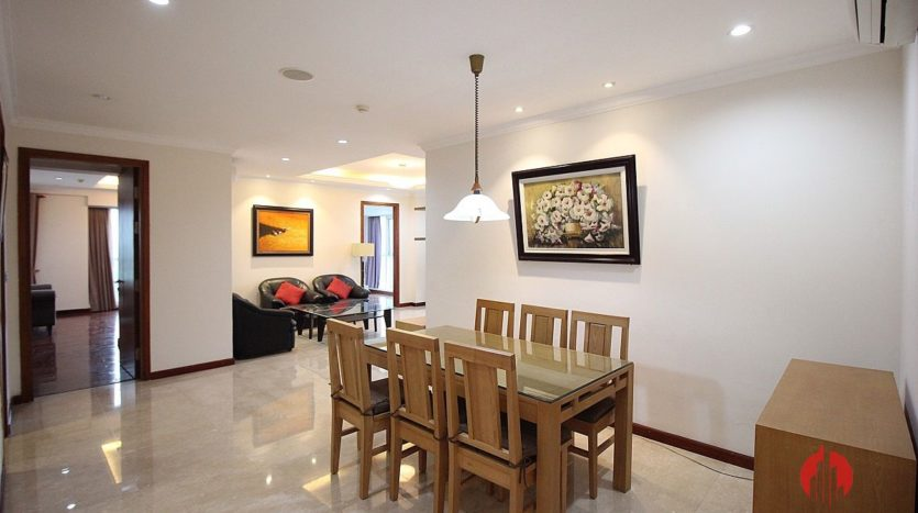 low floor 154m2 apartment in l2 ciputra 8