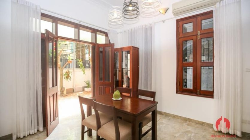house for rent on 31 xuan dieu 12