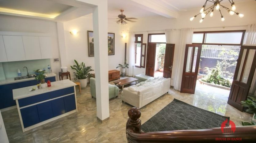 house for rent on 31 xuan dieu 5