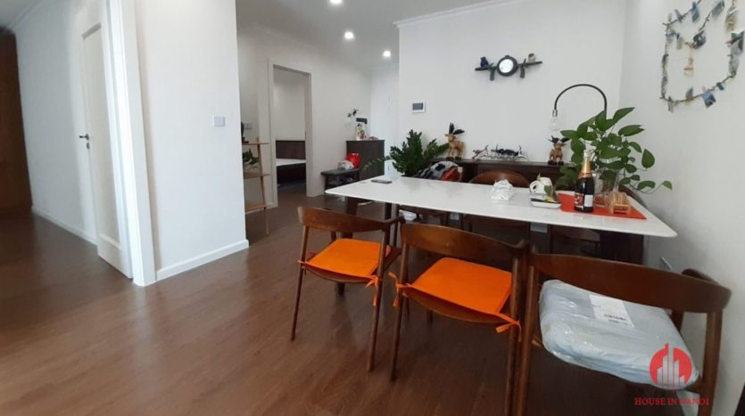 2br apartment for rent near noi bai airport 3