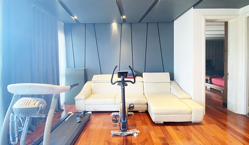 Huge contemporary villa for rent on Au Co street Tay Ho district 22