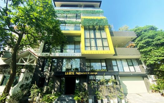 Huge contemporary villa for rent on Au Co street Tay Ho district 6