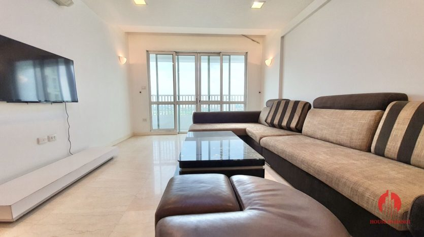 Huge golf view 182m2 apartment for rent in P2 Tower 5