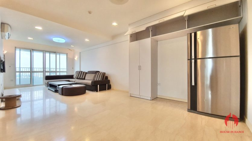 Huge golf view 182m2 apartment for rent in P2 Tower 8