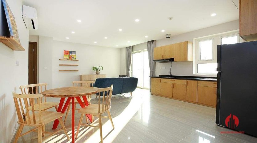 Lovely light 2BR apartment for rent in L3 Tower 12