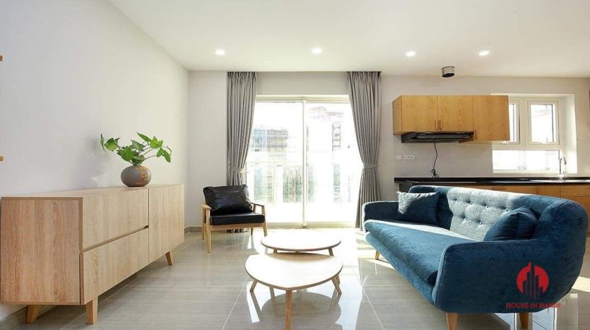 Lovely light 2BR apartment for rent in L3 Tower 15
