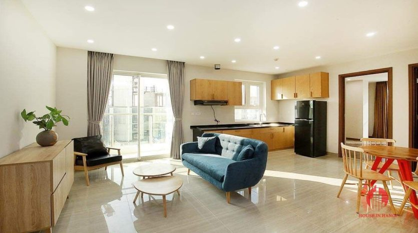 Lovely light 2BR apartment for rent in L3 Tower 7