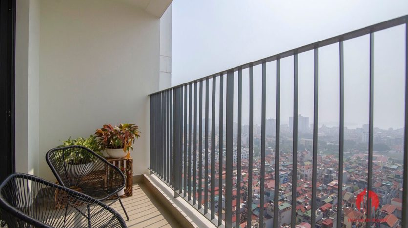 apartment for rent near Embassy of Korea Hanoi 10