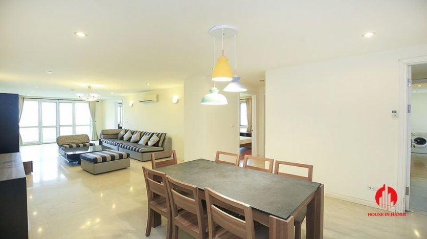 cheap apartment for rent in ciputra with golf view 1