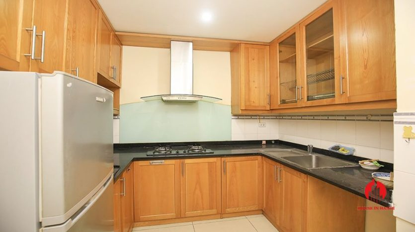 cheap apartment for rent in ciputra with golf view 15
