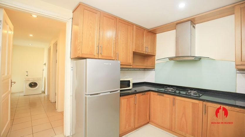 cheap apartment for rent in ciputra with golf view 16
