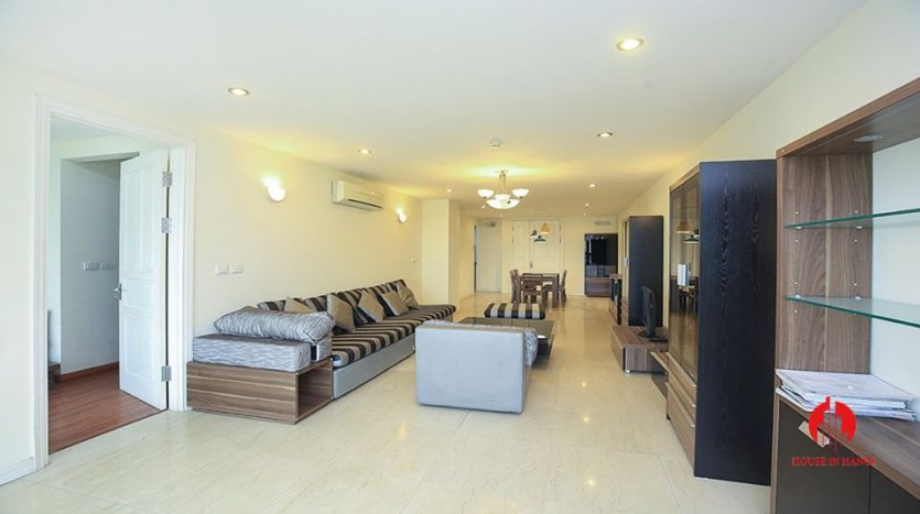 cheap apartment for rent in ciputra with golf view 4