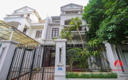 house for rent near Ciputra SIS Hanoi Academy 22