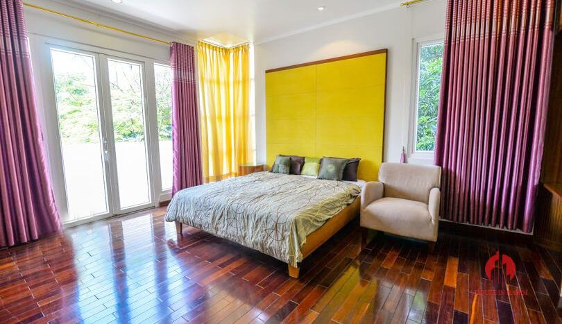 pool rooftop villa for rent in ciputra 15