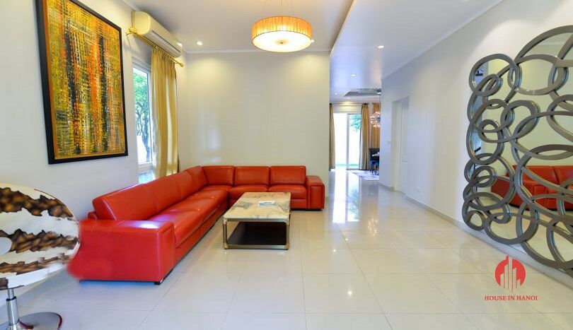pool rooftop villa for rent in ciputra 18