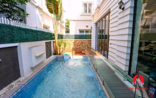 villa with pool for rent in vinhomes riverside 1 result