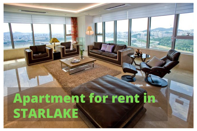 Apartment for rent in STARLAKE