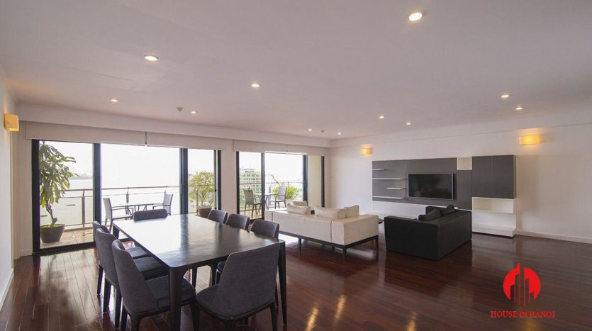 apartment for rent in hanoi lake view 2