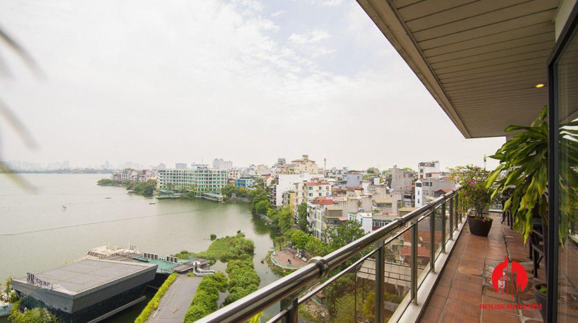 apartment for rent in hanoi lake view 9