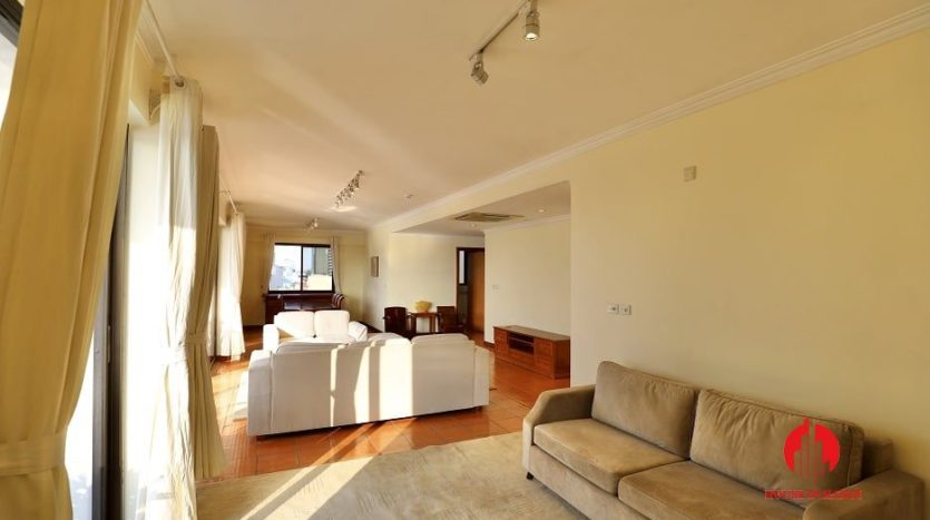 apartment for rent in truc bach 14