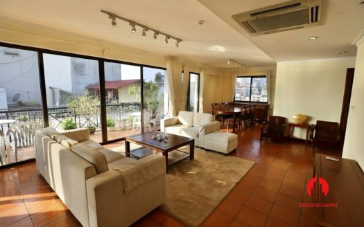 apartment for rent in truc bach 2