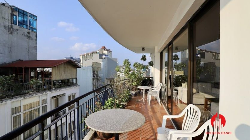 apartment for rent in truc bach 7