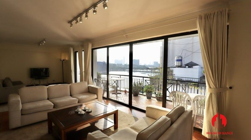 apartment for rent in truc bach 8