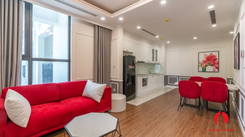 brand new apartment for rent in R2 Sunshine Riverside 7