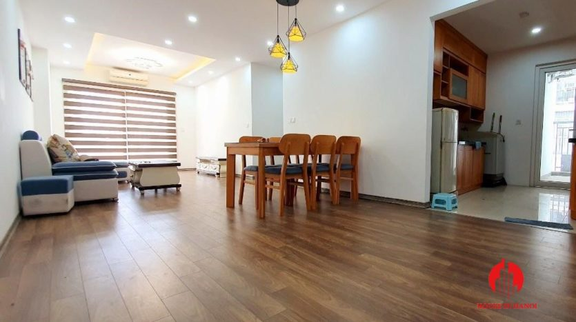 cheap apartment for rent in ngoai giao doan 3