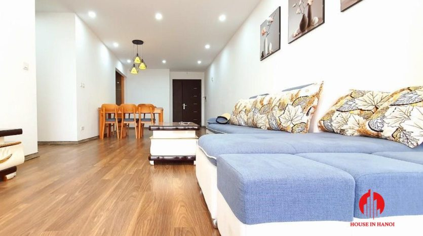 cheap apartment for rent in ngoai giao doan 7