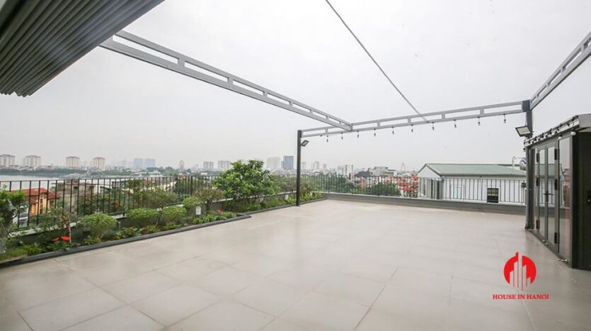 commodious 2 bedroom apartment for rent on to ngoc van 11