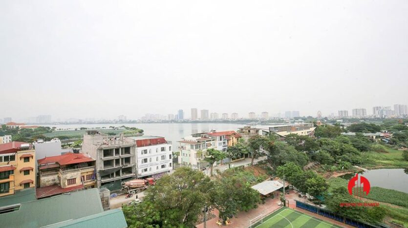 commodious 2 bedroom apartment for rent on to ngoc van 19