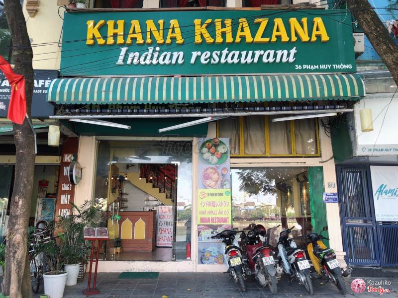 foody khana khazana india restaurant