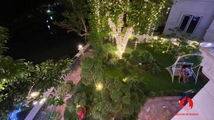 grand villa for rent in vinhomes riverside 21