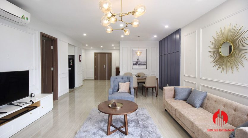 handsome apartment for rent in ciputra 6