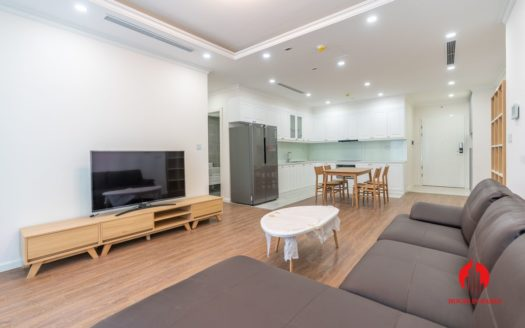 large apartment for rent near nhat tan bridge 6