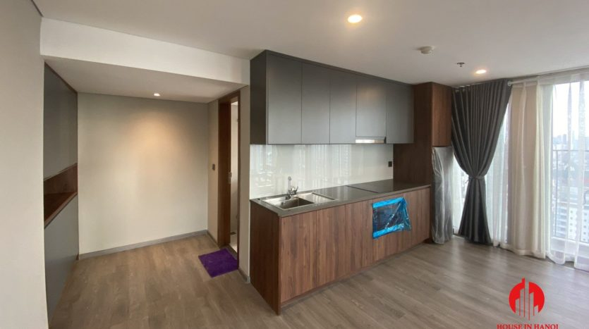 lavish mezzanine apartment for rent on lac long quan street 5