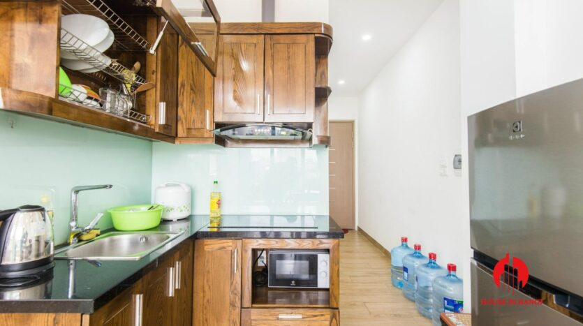 light apartment for rent in Cau Giay 10